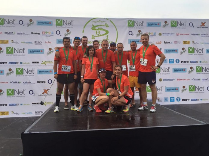 Geodeticca running team