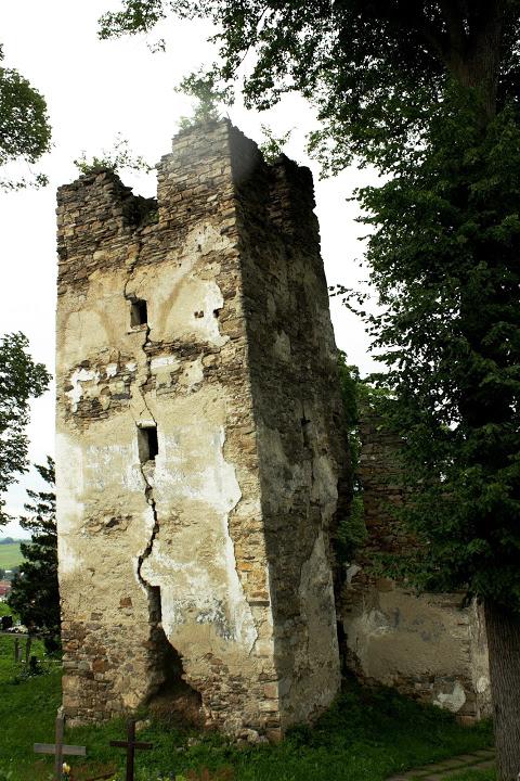 Gotický kostol, Stránske