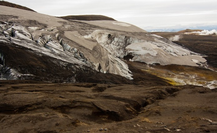 Torfajökull Glacier, Iceland