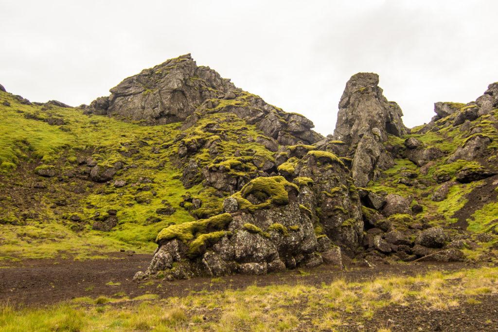 Skeggjadalur (Hengilssvaedid), Island