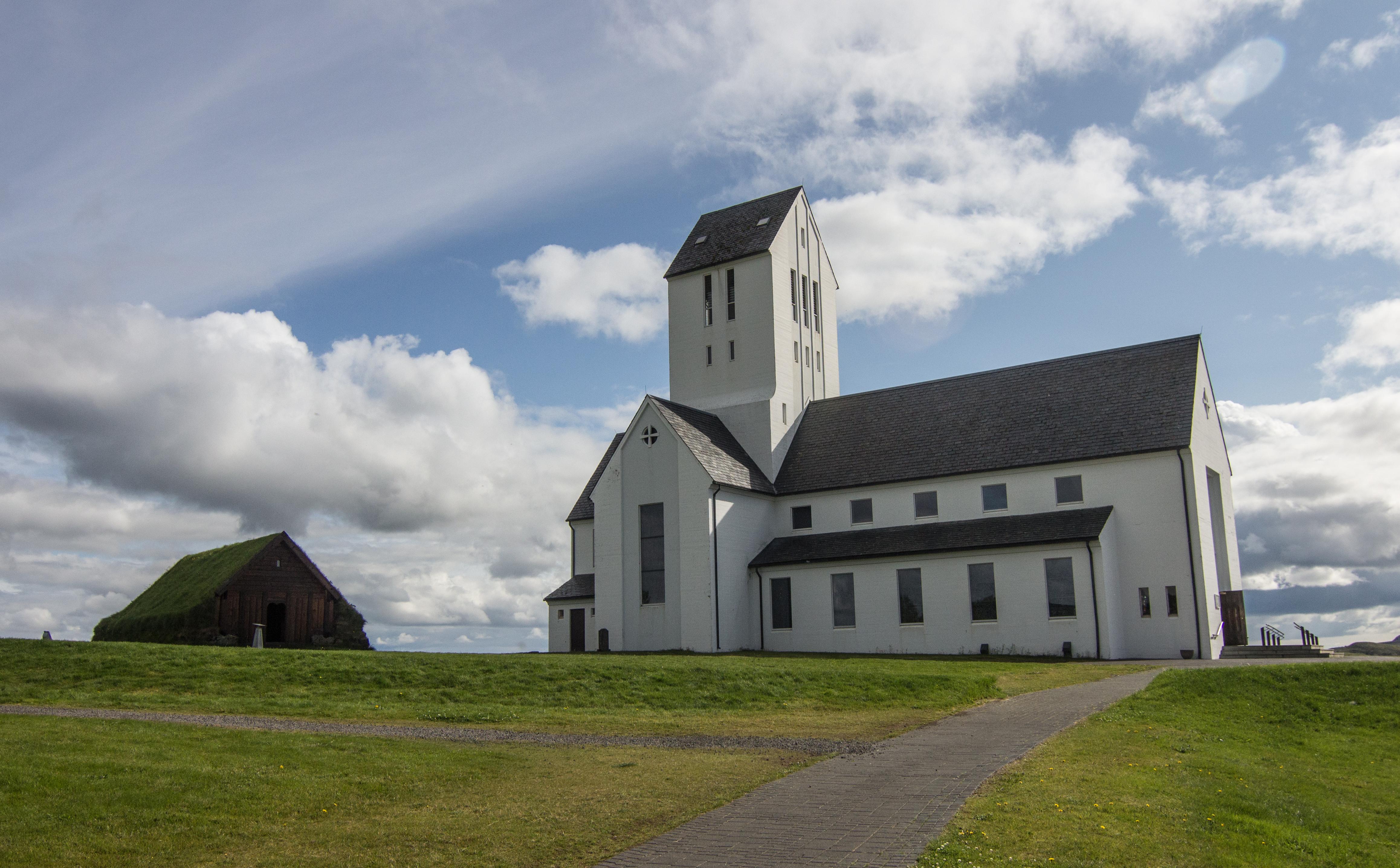 Skálholt, Island