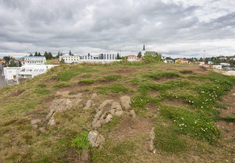 Brákarsund, Borgarnes