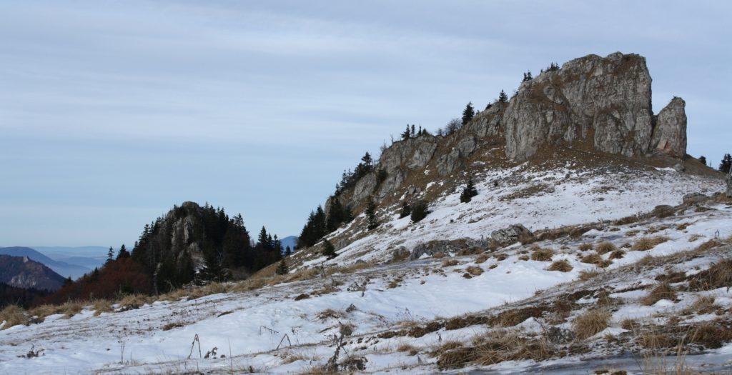 Kráľova skala, Veľká Fatra