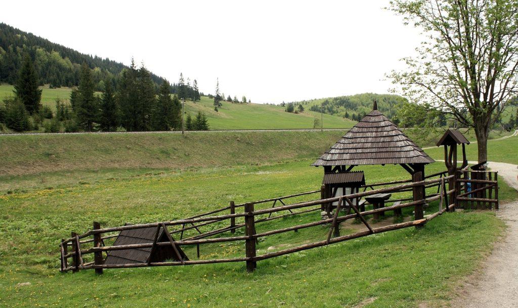 Prameň Hrona, Nízke Tatry