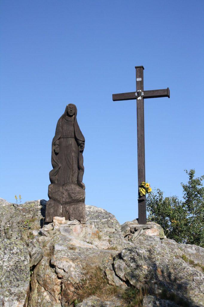 Roháčka, Čierna hora