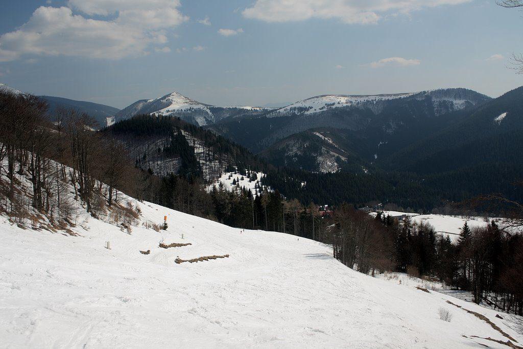 Kozí chrbát, Nízke Tatry