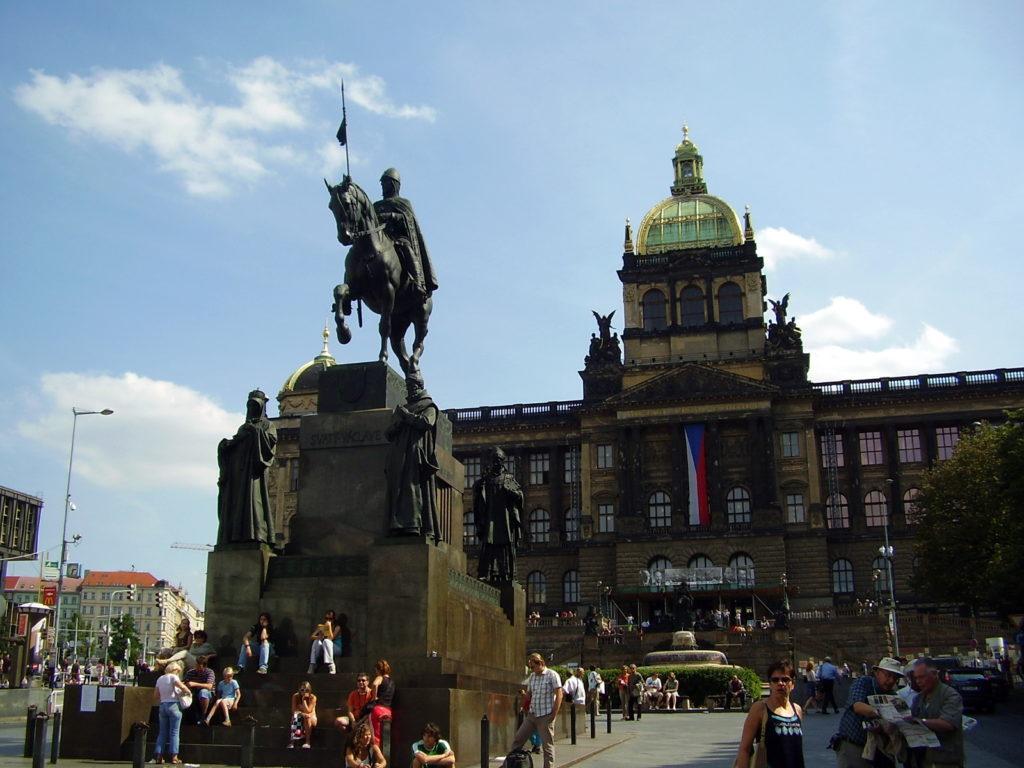 Praha, Václavské námestie