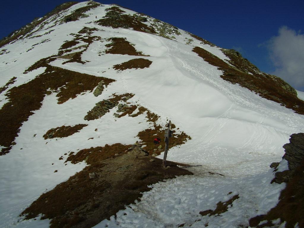 Baranec so Žiarskeho sedla, Západné Tatry