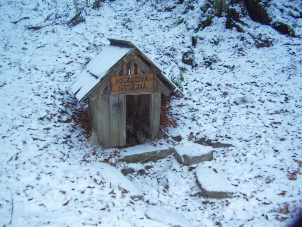 Kráľova Studňa, Čierna hora