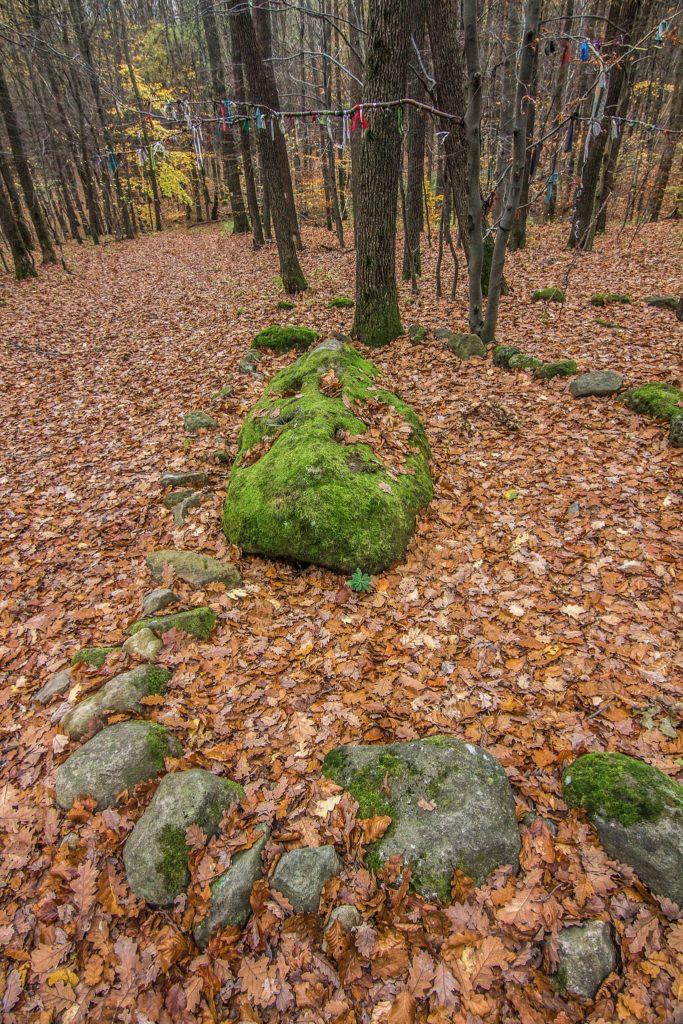 Raslavov kameň, Slanské vrchy