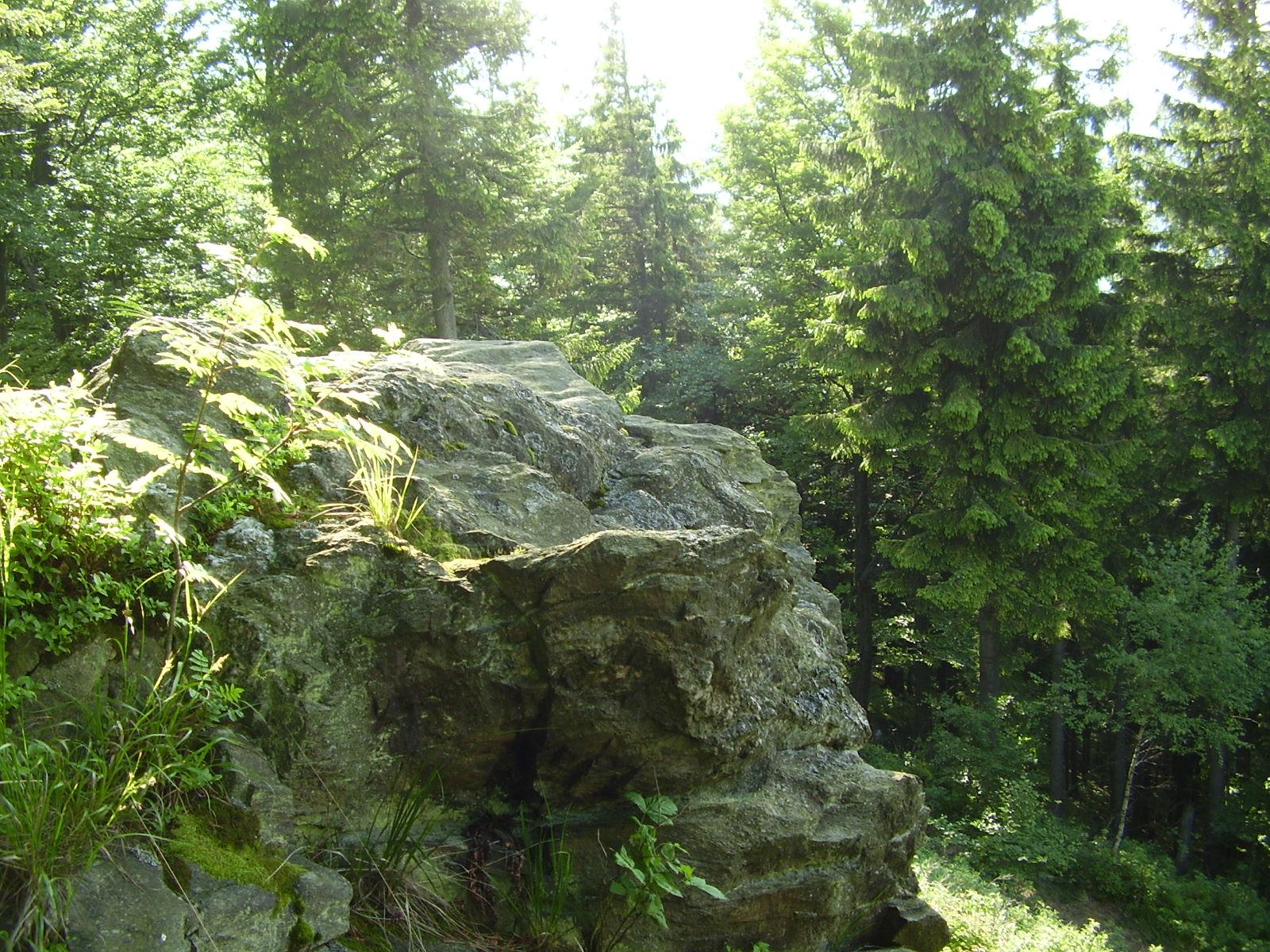 Skala Loreley, Volovske vrchy