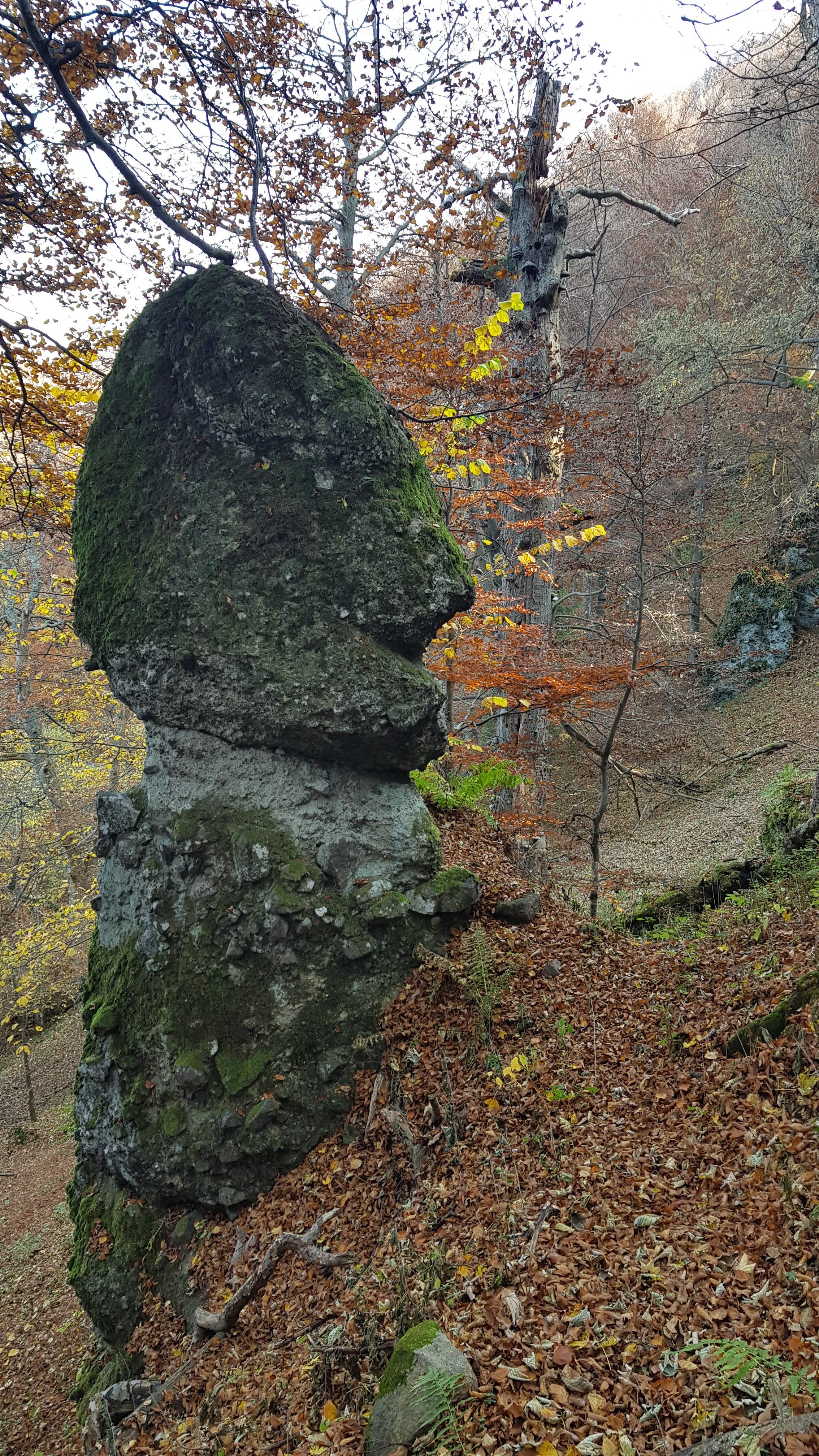 Moai, Slanské vrchy